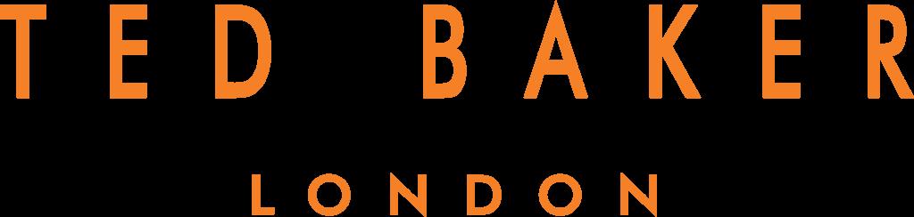 TB logo in orange