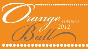 2012 Orange Ball