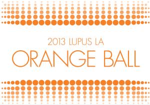 2013 Orange Ball