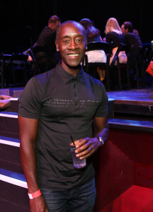 LOS ANGELES, CA - SEPTEMBER 16: Actor Don Cheadle attends the Get Lucky for Lupus LA celebrity poker tournament and party at Avalon on September 16, 2015 in Hollywood California. Lupus LA raises funds for its patient programs, local rheumatology fellowships and research partner, The Lupus Research Institute. (Photo by Tiffany Rose/Getty Images for Lupus LA)