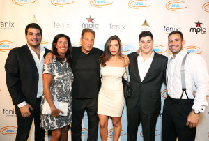 attends the Get Lucky for Lupus LA celebrity poker tournament and party at Avalon on September 16, 2015 in Hollywood California. Lupus LA raises funds for its patient programs, local rheumatology fellowships and research partner, The Lupus Research Institute.