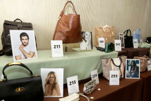 attends the Hollywood Bag Ladies Luncheon to benefit Lupus LA at The Beverly Hilton Hotel on November 20, 2015 in Beverly Hills, California.