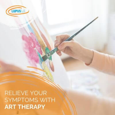 Art Therapy Can Relieve Symptoms For Lupus Patients