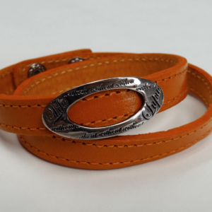 Leather wristbands